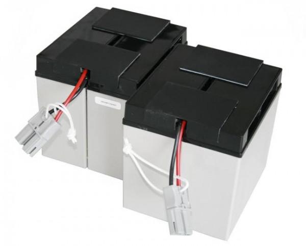 Akku OEM RBC55-MM, Akku mit Kabel, für SUA2200I/XLI/3000I/XLI, SMT2200I, SMT3000I,