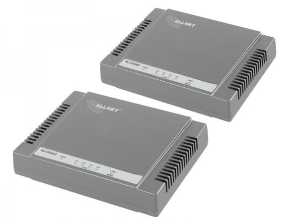 ALLNET ALL126Ax2 Bundle / VDSL2 ALL126AM3 + ALL126AS3 Modem Bundle