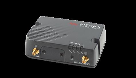 Sierra Wireless RV55 Robuster Industrial LTE Router