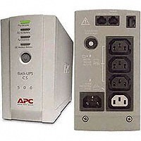 APC USV Back, CS, 350VA, 4, 7min., USB