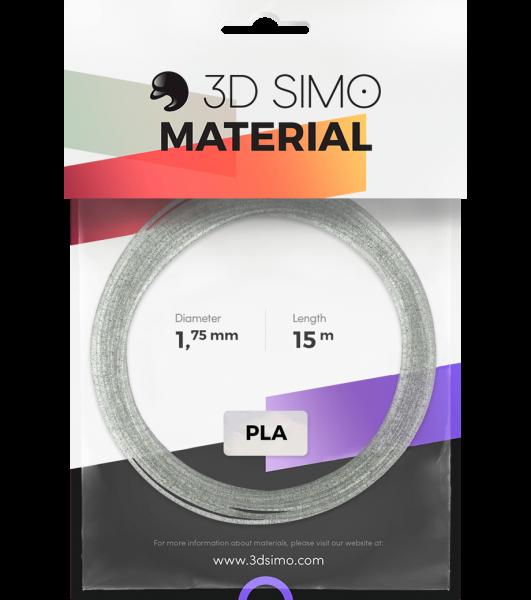 3Dsimo Filament PLA Glittering