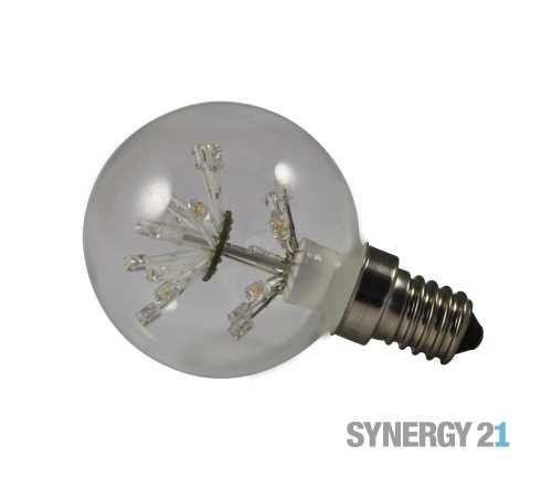 Synergy 21 LED Retrofit E14 Sternlampe ww