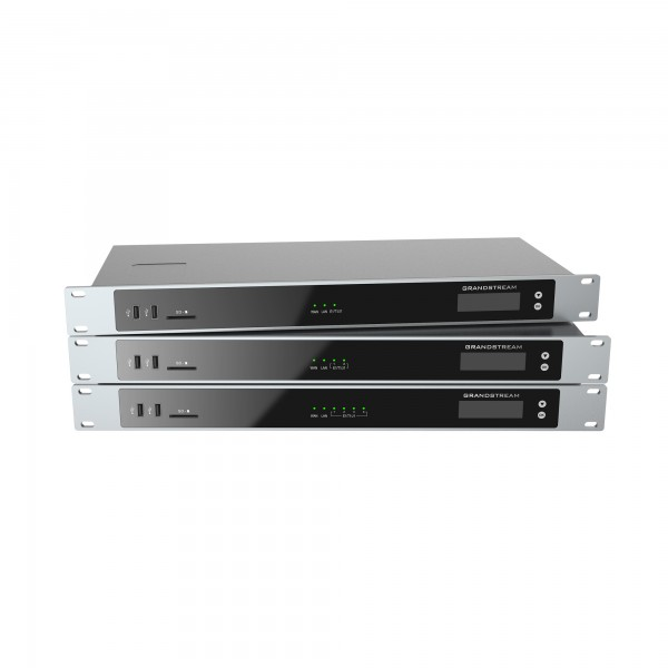 Grandstream SIP-Gateway GXW-4504 - 4x E1/T1/J1, 120 concurre