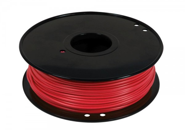 Synergy 21 3D filament PLA /solid / 3MM/ Red