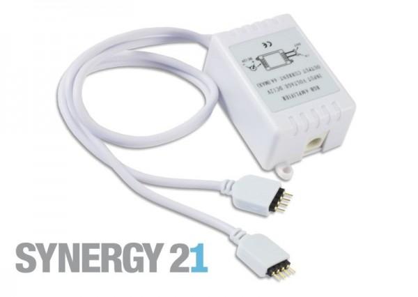 Synergy 21 LED Flex Strip RGB Booster DC12/24V (amplifier)-