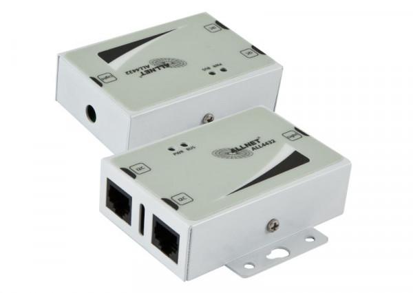 ALLNET ALL4432 / Helligkeitssensor analog im Metall Gehäuse