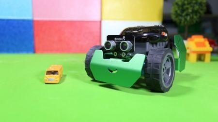 "Robobloq MINT Roboter ""Q-Scout"" ab 8 Jahren"