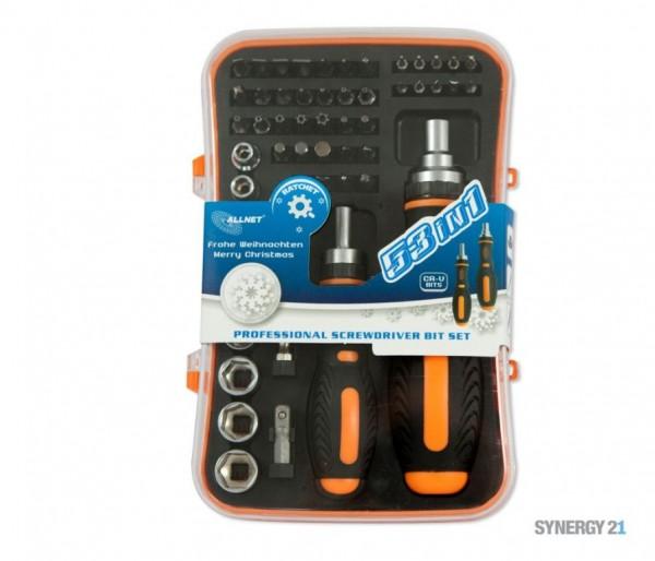 Synergy 21 Tools Schraubenzieher Set, Toolkit/Werkzeug