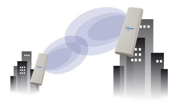 ALLNET ALL-WAP0558NB2B / 300 Mbit 5GHz WLAN Building to Building IP55 GhZ
