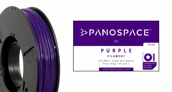 Panospace - Filament PLA purple violett 1,75mm