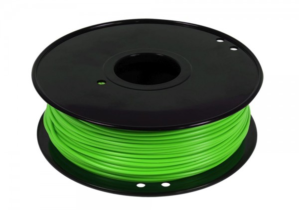 Synergy 21 3D filament PLA /solid / 1.75MM/ Green