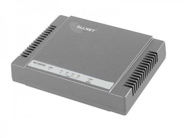 ALLNET VDSL2 ALL126AS2_used 100 Mbit Slave Modem /// USED B-/C-Ware