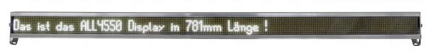 ALL4550 / PoE LED-Display L6 1549mm