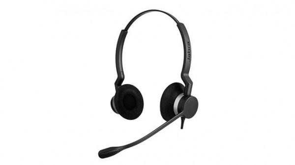 Jabra BIZ 2300 Headset Duo QD
