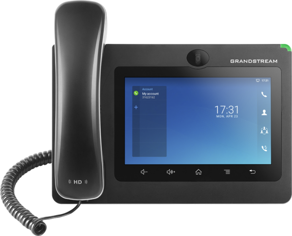 Grandstream SIP GXV-3370 Android Video Advanced Business