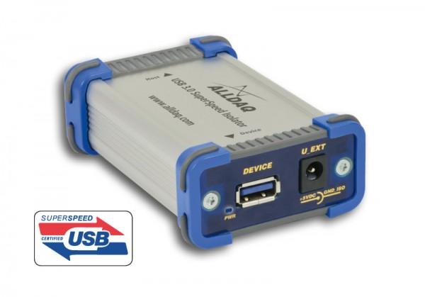 ALLDAQ ADQ-USB 3.0-ISO-PS / USB 3.0 SuperSpeed-Isolator bis