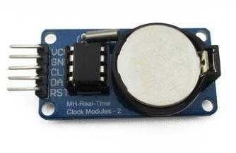 135945 - ALLNET 4duino RTC Echtzeit-Uhr Modul DS1302 | Arduino™ und