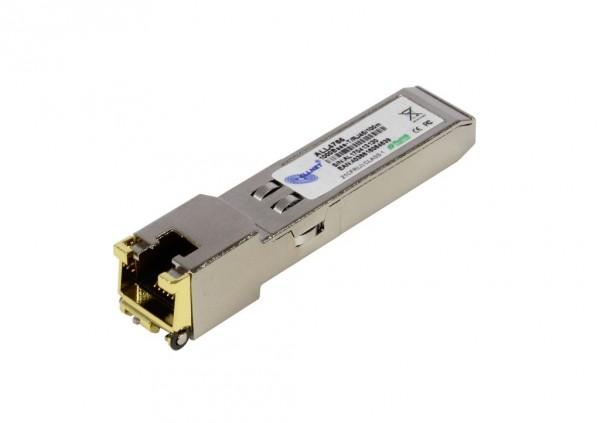ALLNET Switch Modul ALL4765 SFP(Mini-GBIC), 1000Mbit, RJ45(TP),
