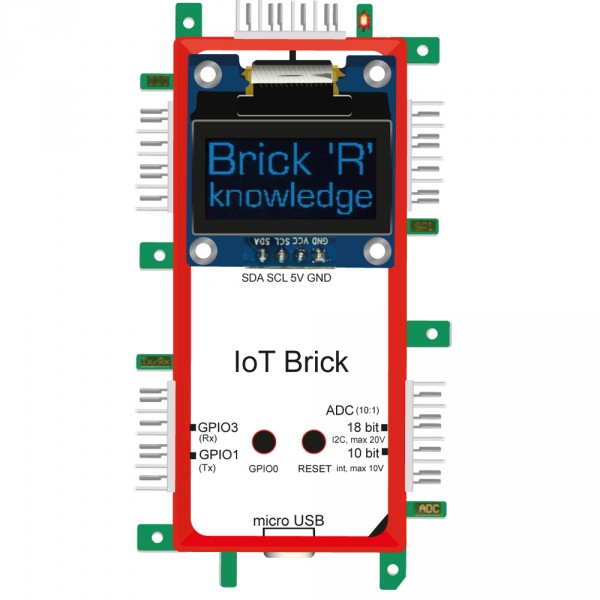 ALLNET Brick'R'knowledge IoT Brick
