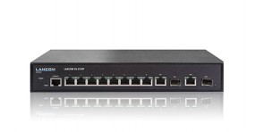 LANCOM Switch, 1000Mbit, 8xTP+2xTP/SFP, POE, GS-2310P,