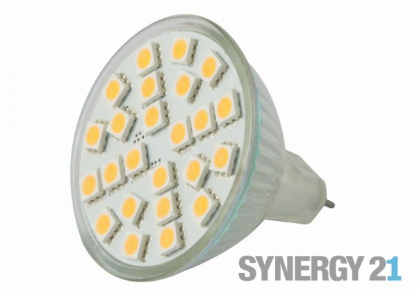 Synergy 21 LED Retrofit GX5, 3 SMD 5050 24 ww