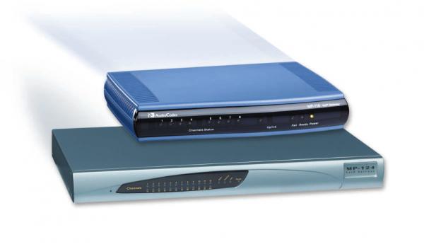 Audiocodes MediaPack 124 Analog VoIP Gateway, 24 FXS, SIP Pa