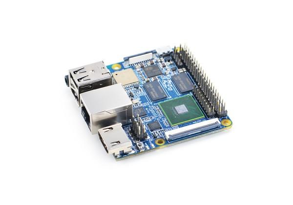 FriendlyELEC NanoPi M2A - Samsung Quad Core A9, 1Gb, Gbit Lan, Wifi, BT