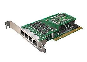 Sangoma 4xPRI/E1 PCIx Karte A104