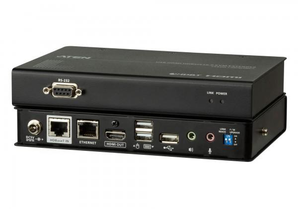 Aten Video/Audio-Extender,100mtr., HDMI, Sender/Empfänger-Set, (4K bei 100 m)