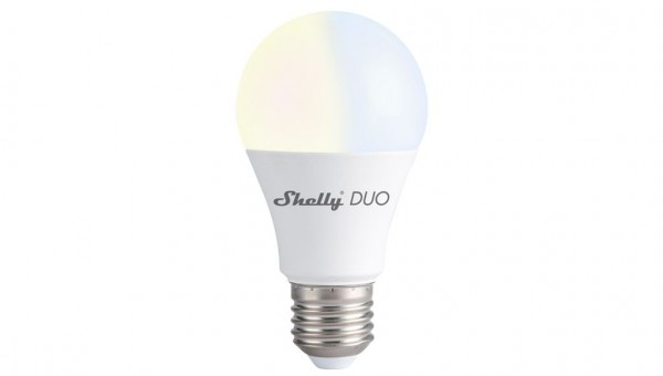Shelly · Beleuchtung · DUO Led Bulb