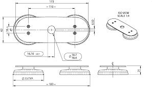 Sierra Wireless zub. SharkFin Mag mount Adaptor