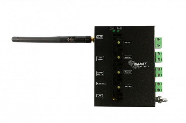 ALLNET ALL4175 / Netzwerk Relais 4-fach 220V/10A