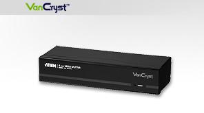 Aten Video Splitter, 1xInput,4xOutput