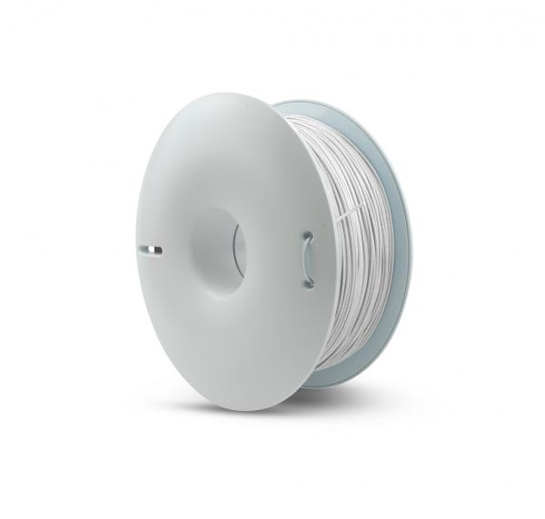 Fiberlogy 3D Filament HD PLA weiß 1,75 mm