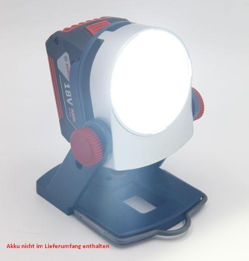 Synergy 21 LED AKKU Baustrahler 20W Makita kompatibel schwarz