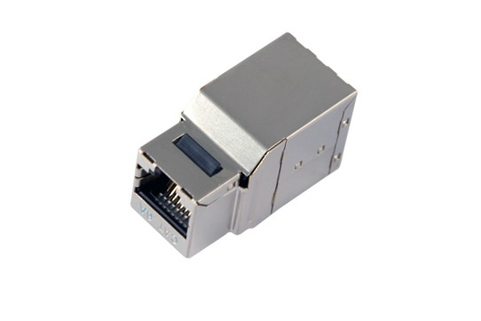 Keystone, Modul, TP/TP-Buchse(RJ45, Kupplung), CAT6A, 500MHz, Synergy 21,