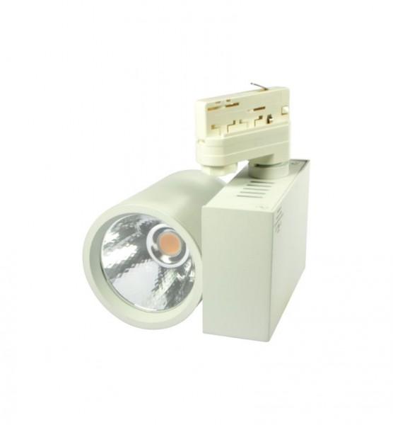 Synergy 21 LED Track-Serie für Stromschiene VLA-Serie 40W, 20°, ww, CRI>90
