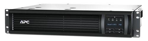 "APC USV Smart, 750VA, 5,5min.;19"" 2HE, LCD, mit SmartConnect,"