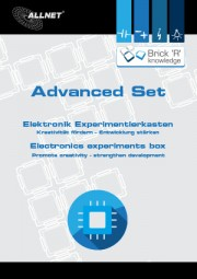ALLNET Brick'R'knowledge Handbuch Advanced Set