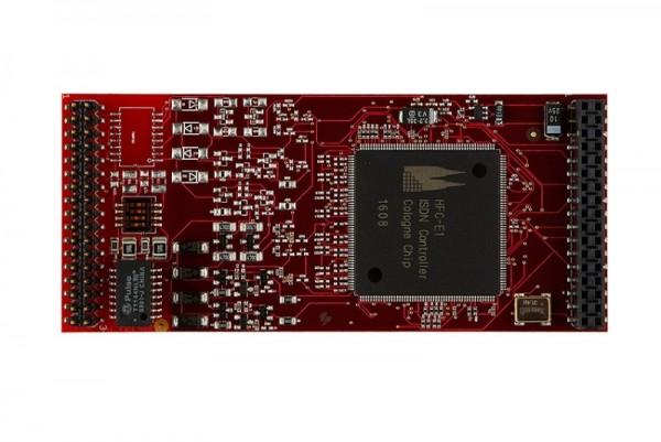 beroNet Modul 1x PRI mit high precision clock