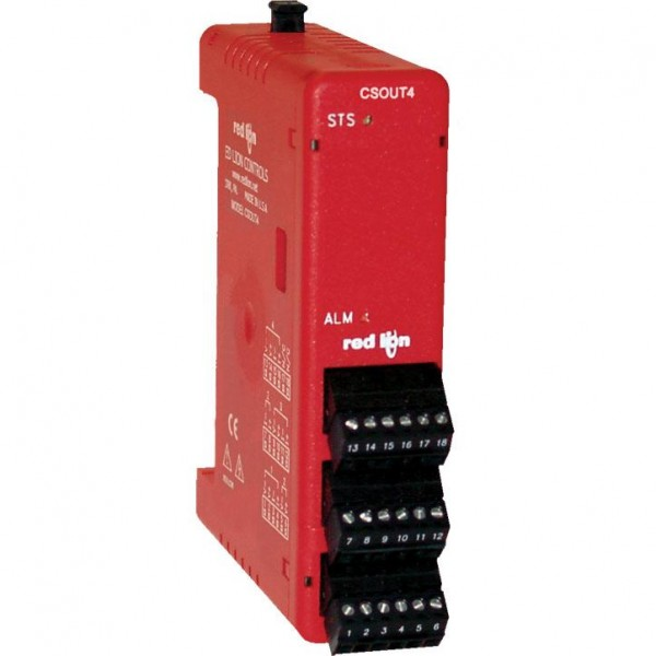 Red Lion zbh. CSOUT400 / 4 Channel Analog Output Module