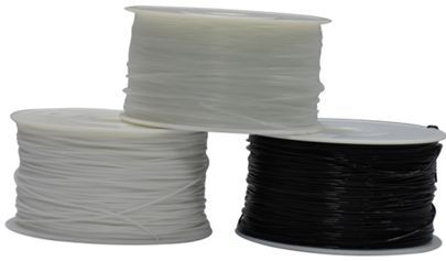 Synergy 21 3D Filament PA Nylon /solid / 1.75MM/ weiß