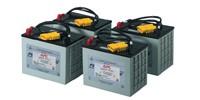 APC USV, zbh.RBC14 Ersatzakku für SMARTCELL-XRW,