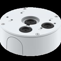 AXIS Zubehör Anschlussbox T94S01P für P32/33 und Q17/19/35/36xx-Serien