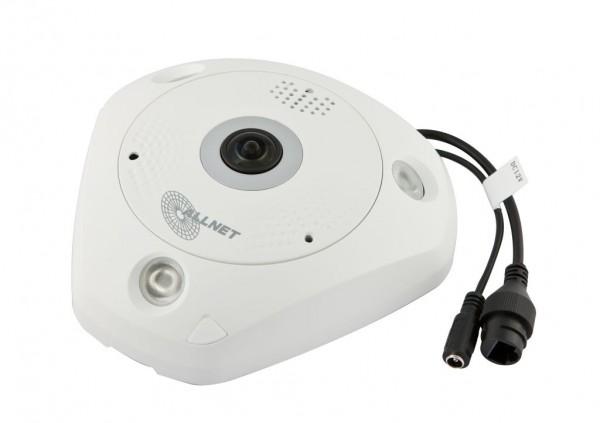 ALLNET ALL-CAM2385-L / IP-Cam MP Indoor Fisheye Full HD 6M 180°/360°