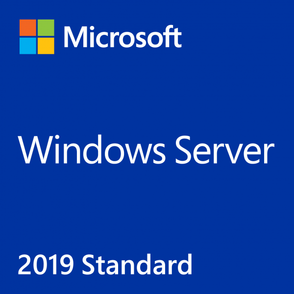 MS-SW Windows Server 2019 Standard - 16 Core - deutsch