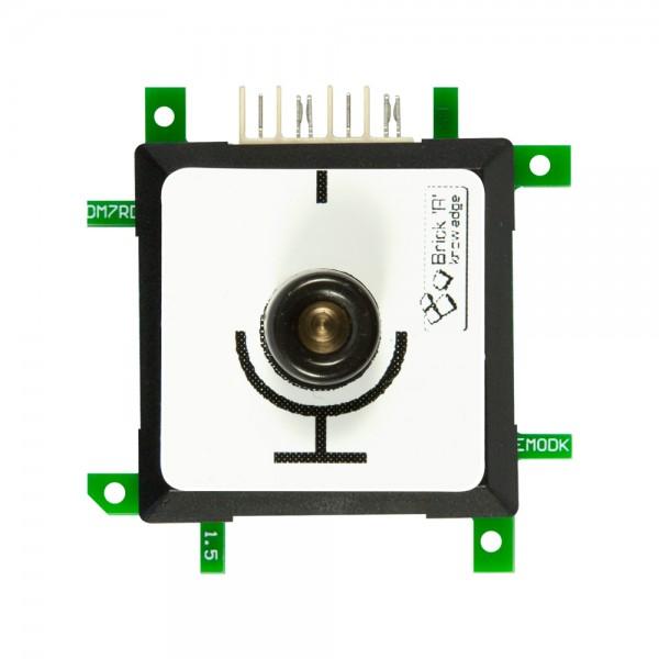 ALLNET Brick'R'knowledge Messadapter 4mm Open End GND schwarz