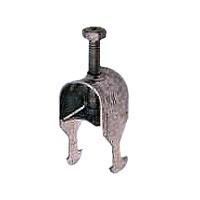 Knürr Bügelschelle 40-46mm, mit Gegenwanne, 25-Pack,