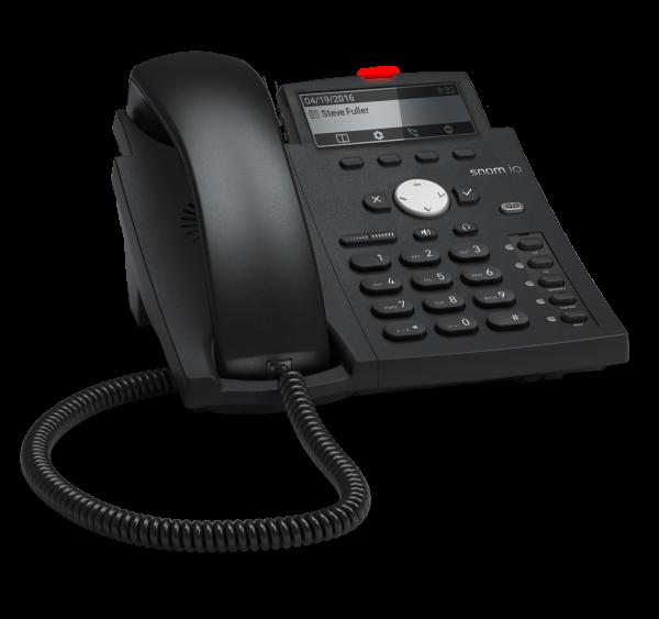 Snom D305 VOIP Telefon (SIP) o. Netzteil