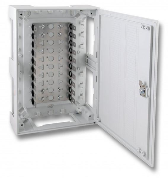 LSA+ TK Verteilerkasten,Box III, für 100DA, Montagewanne